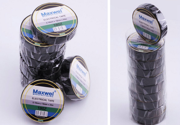 Super good quality flame retardant pvc insulation tape