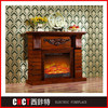 High quality classical wall mounted used electric fireplace