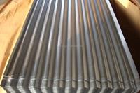 28 gauge curve zinc corrugated metal roofing sheet