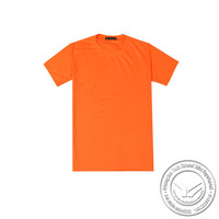 160 grams wholesale silk/cotton mens shirts ribbed tshirts