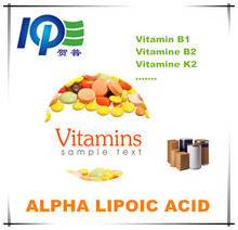 Alpha Lipoic Acid(ALA),CAS1077-28-7