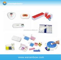 wholesale new design cute plastic travel pill case