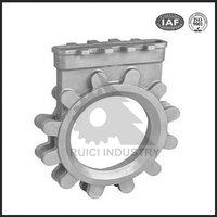 hydraulic LUG butterfly valve body