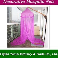 Desinger Colorful Mosquito Nets for Adults Bed Canopy from China