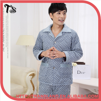 new design China comfortable wholesale man nightgown