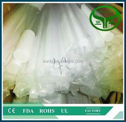waterproof and anticorrosion teflon bushing ptfe Virgin small spec Teflon ptfe bar