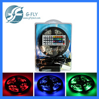 ultra thin led strip kit led strip 5050 white power supply remote