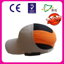 Explosions CE EN 812 baseball bump cap,safety head protective products