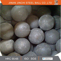 60mm roll forged grinding steel ball forged mill ball
