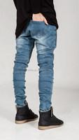 Top grade latest surplus men's jeans