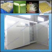 Automatic bean sprouting machine for growing mung bean sprouts and shoots with best price