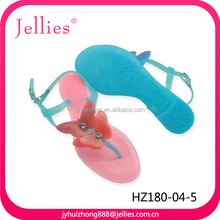 new product ladies flat shoes latest design slipper sandal
