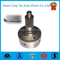 Steel differential assembly transmission parts truck parts for beiben
