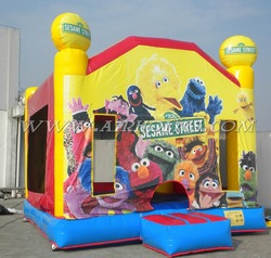 2014 hot sale bouncy house A2060
