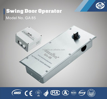 GA85 automatic swing door opener(floor spring) for glass door