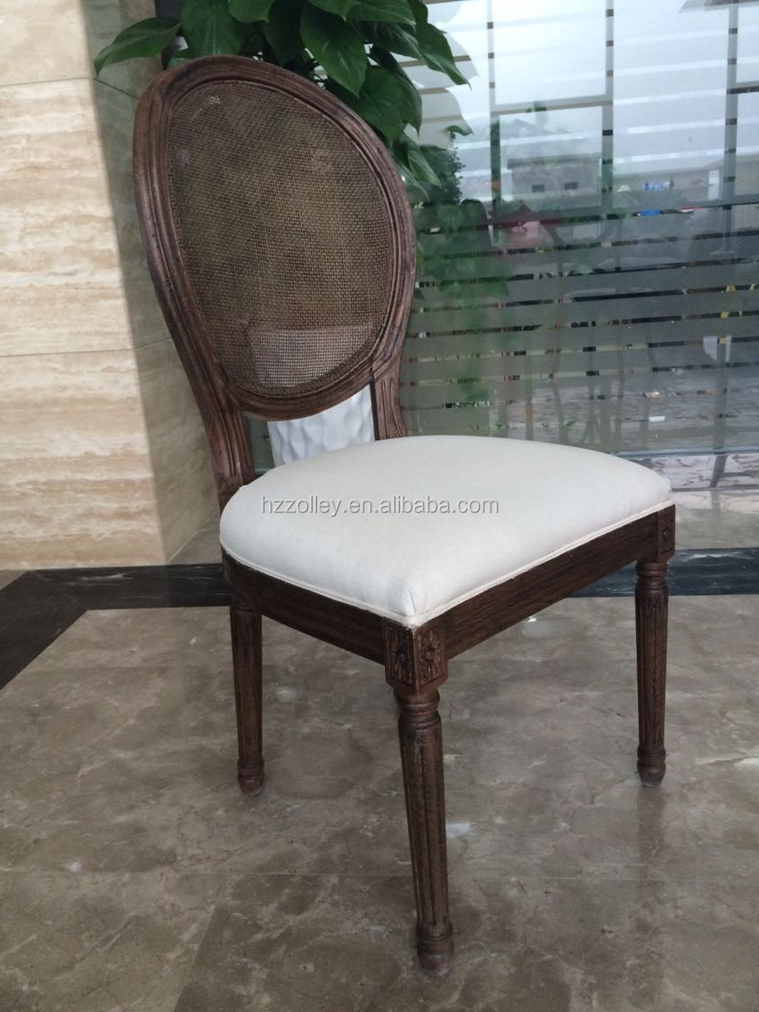 antique high quality wood carved back chair dining wood folding