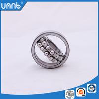 Best Selling GCr15/stainless steel/carbon steel/Plastic/Ceramic small self-aligning ball bearings