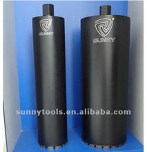6mm-20mm length black core bit grinding diamond drill bit