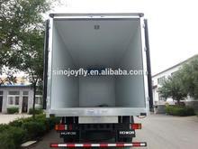 new sweeper vehicle china jac cool truck