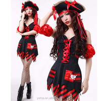 Latest Wholesale Price Devil Cosplay Dance Costume Promotion
