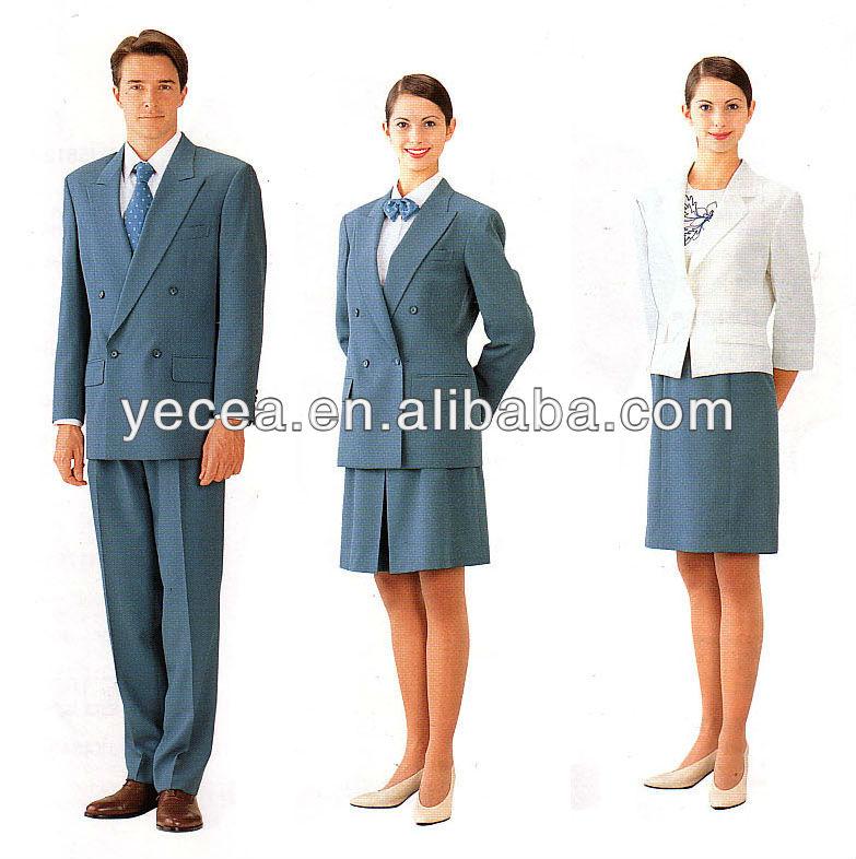 Estrella hotel recepcionista uniforme
