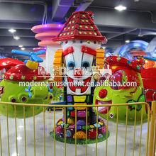 Big Eye Plane Amusement Park Kiddie Rides