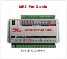3 axis Mach 3 motion control card for cnc router