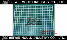 plastic injection grid mesh mould