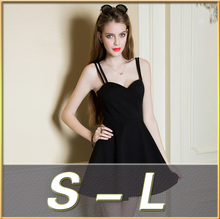 Spaghetti Strap Dress, latest designs ladies fashion dress for 2015,Sexy night dress for women