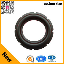 professional mini audio speaker for music system speaker parts-voice coil, paper cone with rubber surround