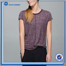 Best Quality Humanized Design Casual Yoga Wear Own Label