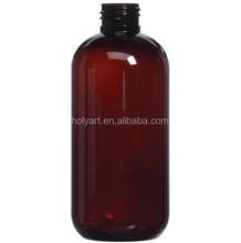 hot sale amber pet bottle