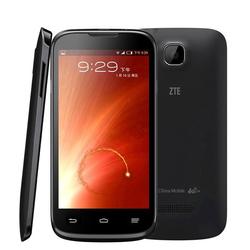 Original ZTE Q507T 4.5 inch Screen Android 4.4 Cell Phones MTK6582 Quad Core 512MB RAM 4GB ROM Smart Phone CDMA GSM Celular