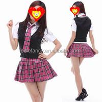 Adult Fancy Dress Costume sex girls photos sexy hot japanese school girl costume QAWC-2149