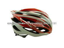 CE aprobó casco de bicicleta