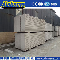 for building construction strict quality supervision autoclaved areated concrete