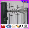 Residential pvc coated wire mesh fencing for security