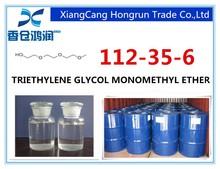 TRIETHYLENE GLYCOL MONOMETHYL ETHER (TEME)CAS NUMBER 112-35-6