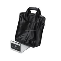 Clear Acrylic Laptop Bag Display Bag Stand Acrylic Handbag Stand Acrylic Bag Display