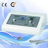 AU-225 salon use ultrasonic & spot removal face firming beauty device in 2 in 1 multifunctional beauty machine
