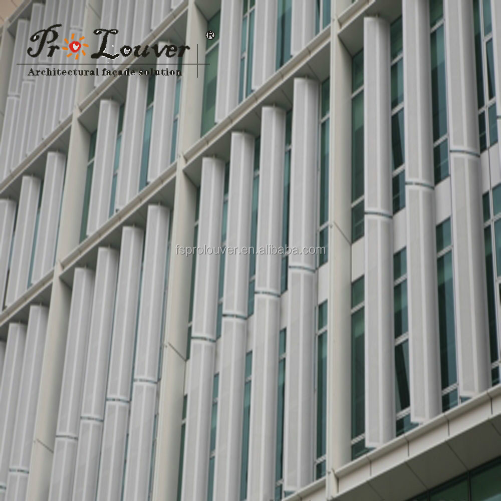 Perforated Louver Vertical Louver Motorized Louver View Vertical Aluminum Louvers Prolouver