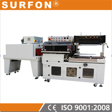 Full Automatic L Sealing & Shrink Pack Tunnel Machine For trunk