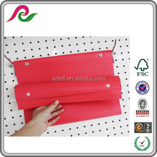 New design PP Hanging File with 2 Metal lock and Adjustable Rod