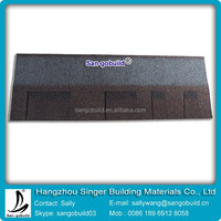 HOT Sale SGB double layer asphalt roofing shingle|Architectural Shingles