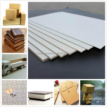 high thickness gray board laminated paper for book binding