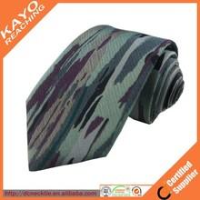 fashion disruptive pattern design woven necktie hand made high quality