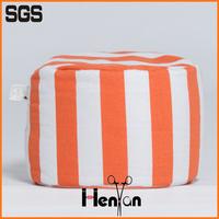 wholesale custom storage ottoman bench