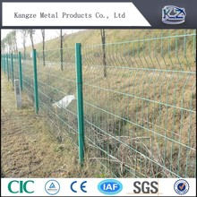 Security Highway Boundary Fence, 3 Feet Height and 6 Feet Length, 50*180mm Opening