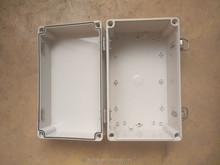 TIBOX Manufactures hinged Electrical ABS/PC Waterproof Plastic Terminal Enclosure