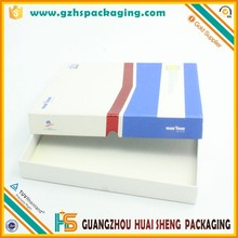 Hot sale top qualyty Custom Lid and base packaging box for hat made in China